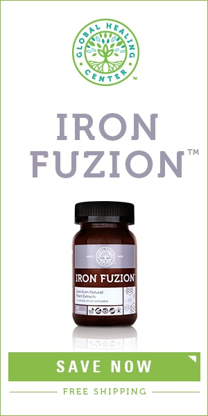 Iron Fuzion™ is a plant-based iron supplement featuring a blend of organic thyme and echinacea root works to support the body's processes of iron.