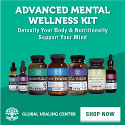 The Advanced Mental Wellness Kit from Global Healing Center is an all natural 30-day journey to improved mental wellness. Includes everything you need!
