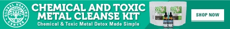 The Chemical and Toxic Metal Cleanse Kit will help you purge your body of both chemical and metal toxins, which can lead to serious health concerns.