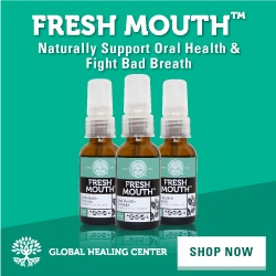 Fresh Mouth™ is a potent, fluoride-free formula that utilizes the natural herbal strength of peppermint, eucalyptus, and spearmint to support oral health.