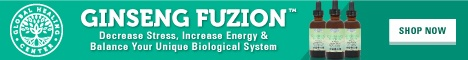 Ginseng Fuzion™ is a blend of six powerful, herbal adaptogens which includes the potent American ginseng. Ginseng Fuzion promotes energy and balance.