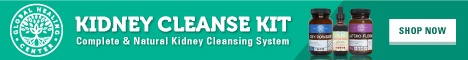 The Kidney Cleanse Kit is a comprehensive way to cleanse your kidneys and rejuvenate your system. It includes Renaltrex®, Oxy-Powder®, and Latero-Flora™.