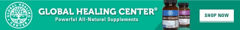Global Healing Center� is a leading natural health provider offering natural and organic supplements, cleanses, and a wealth of free natural health articles.