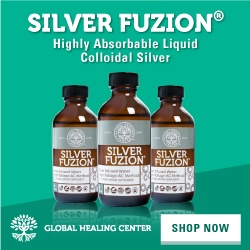 Silver Fuzion® contains 99.99% pure submicroscopic silver particles electrically suspended in a triple distilled water base. Great for the immune system.