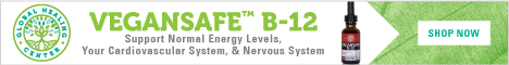VeganSafe™ B-12 is a blend of the two most bioactive forms of vitamin B-12, an essential nutrient for normal energy levels and the cardiovascular system.
