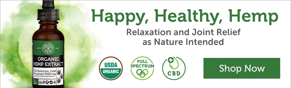 New Product: Hemp Extract