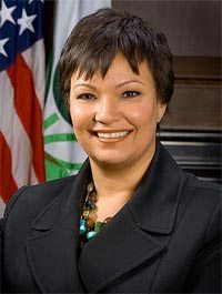 EPA Chief Lisa Jackson