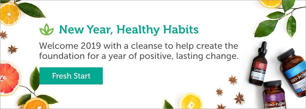 New Year, Healthy Habits