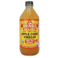 Bragg's Organic Raw Apple Cider Vinegar