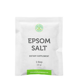 Epsom Salt Dietary Supplement 1 tbsp package