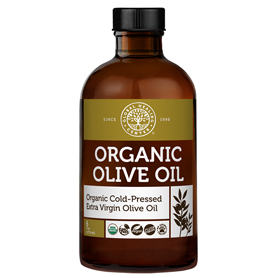 Organic Olive Oil 6 fl oz bottle
