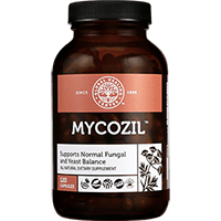 Mycozil - Apoyo Natural Contra los Hongos y Levadura