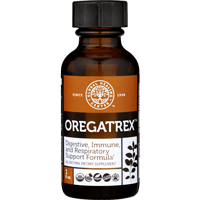 Organic oregano oil supplement from Global Healing Center supports overall health.