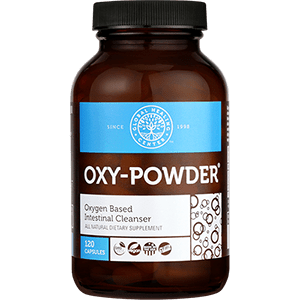 Oxy-Powder Overnight Colon Cleanse